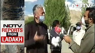 Watch NDTV's Ground Report From Ladakh