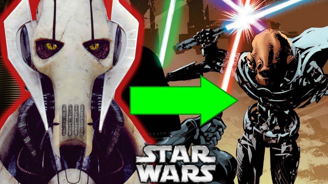 How Palpatine Created A Second General Grievous After Revenge Of The Sith Star Wars Explained Youtube