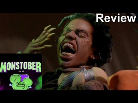 Don't Look Under the Bed - Movie Review (1999) Disney Channel's Monstober