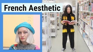 What Students in PARIS are ACTUALLY wearing | ART SCHOOL