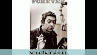 Serge Gainsbourg - Gainsbourg forever (coffret 18 CD) - Strike