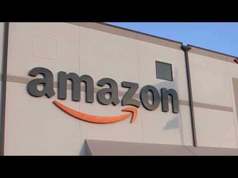 Aviones Drones y Robots de Amazon