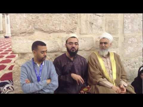 Al-Aqsa Masjid Speech by Imam Ali Al Abbasi
