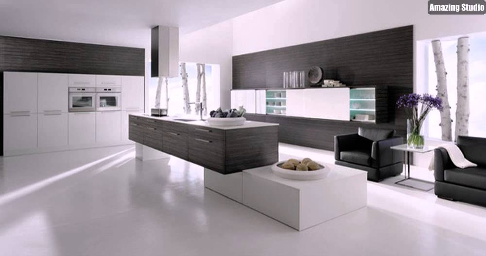 Modern Kitchen Black And White - YouTube on modern outdoor kitchen ideas, modern tuscan kitchen ideas, modern galley kitchen ideas, modern traditional kitchen ideas, modern vintage kitchen ideas, modern rustic kitchen ideas, modern grey kitchen ideas,