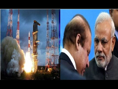 Pakistan reacts on South-Asia satellite launch by India