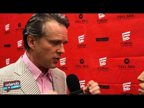 Orlando LIVE - Florida Film Festival 2013 - Cary Elwes Interview
