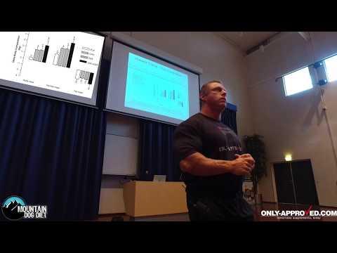 Nutrient Timing Seminar Denmark