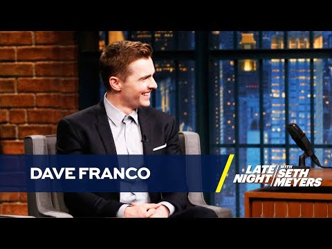 Dave Franco's Wife Alison Brie Was Totally Cool with His OnSet Threesome