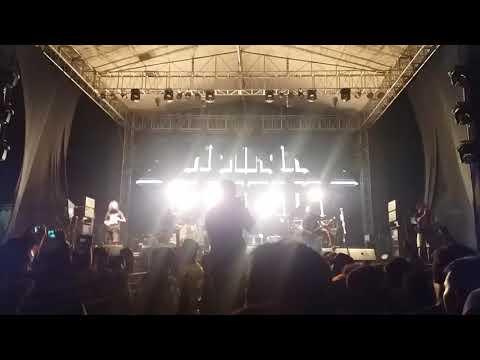 BURGERKILL -  TIGA TITIK HITAM ( live concert in Bojonegoro 20 januari 2018 )