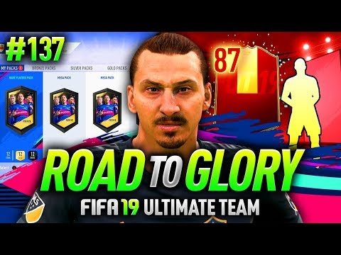 FIFA 19 ROAD TO GLORY #137 - MY BEST RED PLAYER PICK!!