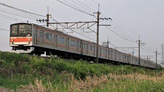 JR205系M4編成 1674E 普通 府中本町行き JR武蔵野線 東川口~東浦和 区間