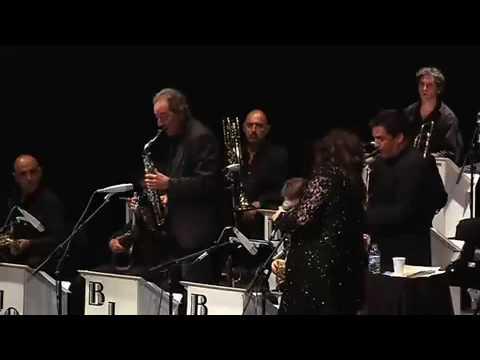 barcelona jazz orquesta & Ann Hampton Callaway LOVER COME BACK TO ME