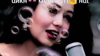 Subha Ka Chain mera ,Sham ka sukun hai// Neha Kakkar best status video 😘😘💕💕
