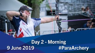 Recurve team medal matches | 2019 World Para Archery Championships