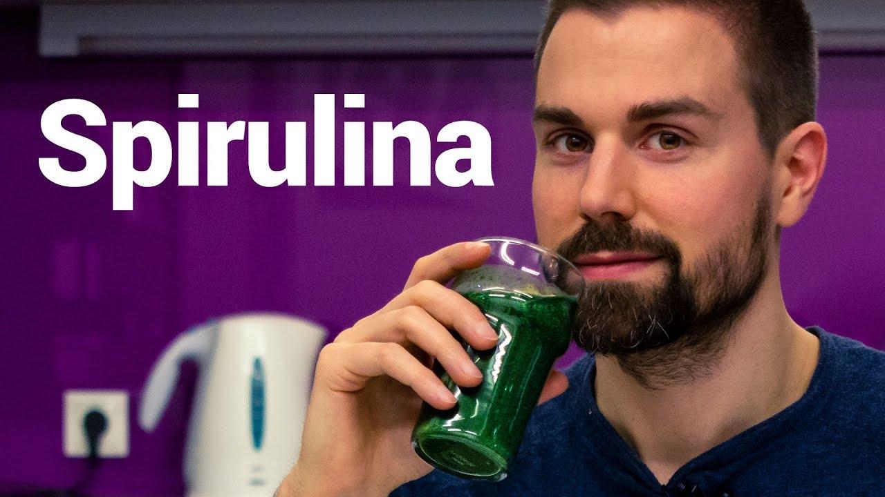 Ph von Spirulina abnehmen