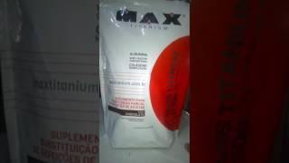 max titanium hipercalorico 17500 vale a pena