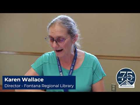 Fontana Regional Library | The Heart of the Community