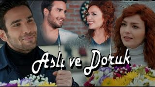 Aslı & Doruk - Держи меня //Любовь не понимает слов-Ask laftan anlamaz//