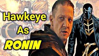 Hawkeye As Ronin In Avengers 4 Explained In HINDI | Hawkeye Avengers 4 Endgame Explained In HINDI