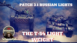 Patch 3 1 The T54 Light Good Goody Gumdrops World of Tanks Blitz
