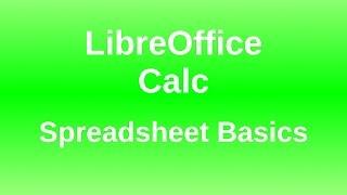 LibreOffice Calc - Introduction to Formulas screenshot 3