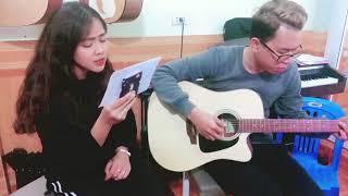 Sóng - Xuân Quỳnh  ( guitar cover)