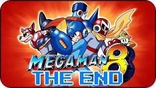 Let´s Play MegaMan 8 (8-Bit) | THE END | Motivation im Keller [German/HD]