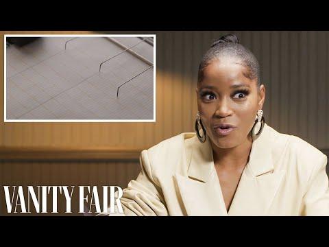 Keke Palmer Takes a Lie Detector Test | Vanity Fair