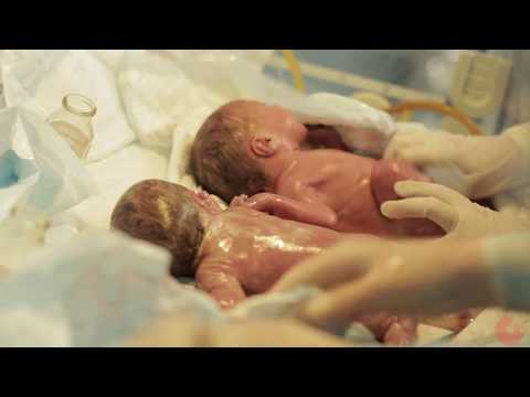 Рождение тройни в ПМЦ