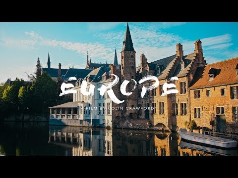 Europe Backpacking Adventure // 2015