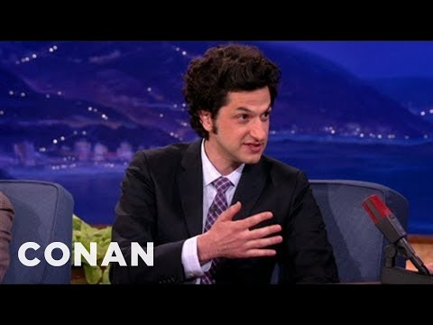 Ben Schwartz Crossed The Border With Fake Guns & Drugs
