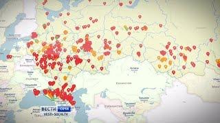 Бороться со стихийными свалками в Сочи станет интерактивная карта