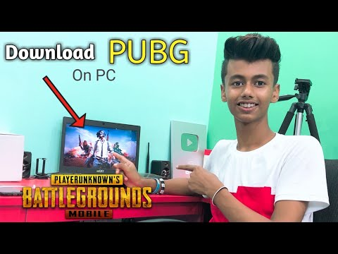 How To Download & Play PUBG Mobile On PC For Free