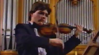 Johann Sebastian Bach - Violinkonzert e-Dur - BWV1042 II. Adagio - Allegro assai