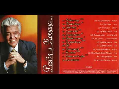 PASIÓN Y ROMANCE CON MARIACHI ALBERTO VÁZQUEZ (DISCO COMPLETO) (DISCO 62) 2006