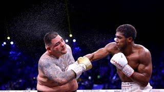 Anthony Joshua v Andy Ruiz Post Fight Reaction