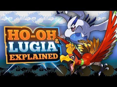 Ho-Oh and Lugia EXPLAINED!