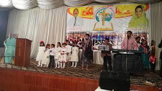 Chief Corner Stone Ministries Crusade November / Pastor saima Waris