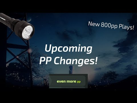 Upcoming PP Changes explained! + PP Calculator | osu! Updates