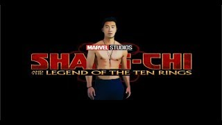 Shang-Chi and the Legend of the Ten Rings | marvel | movie 2021