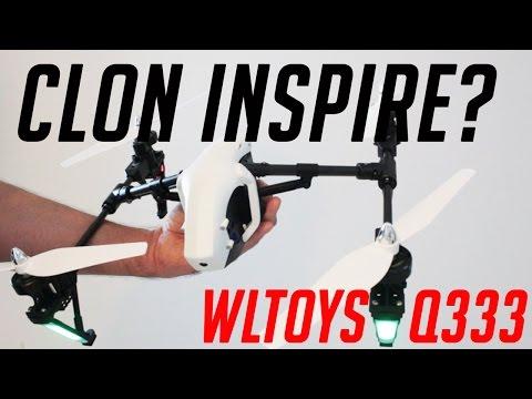 Drone Wltoys Q333 Review en español – DRONES BARATOS CON CÁMARA
