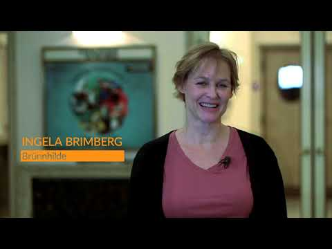 Ingela Brimberg Singt Ihre Erste Brünnhilde