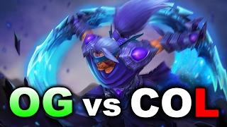 OG vs CompLexity - Elimination Mode 3.0 Grand Final Games 1,2