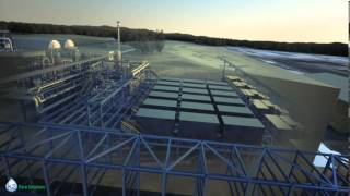 3D Engineering and Technical Animation-Brine Purification, Chlorine, Hypo, HCL Production