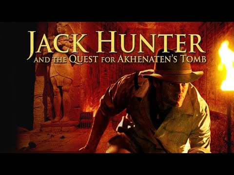 Jack Hunter And The Quest For Akhenaten's Tomb - Trailer (2008)