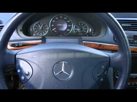 2003 mercedes benz e class e500 sedan in richmond va for Mercedes benz of richmond va