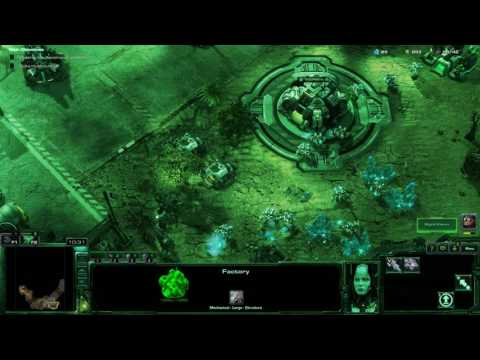 StarCraft: Mass Recall v6.0 - Loomings (Precursor) 04 - Force of Arms