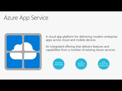 Azure App Service inside your virtual network - BRK3204