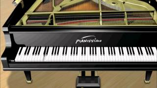 No sound but the wind Easy correct piano lesson