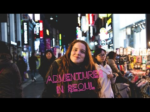 VLOG | Adventures in Seoul, South Korea
